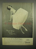 1963 Formfit Skippies Pantie Girdle Style 877 Ad!