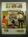 1964 Whirlpool Model ELB-19MM Refrigerator Ad!