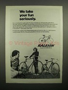 1973 Raleigh 18