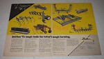 1973 Brillion Ad - Plow, Cultivator, Seeder, Harrow +