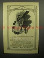 1908 Ivory Soap Ad - Piano, Wash It