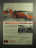 1958 International Harvester W 450 Tractor Ad