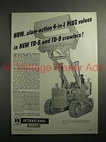 1959 International Harvester Drott TD-6 Crawler Ad