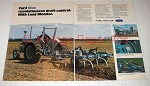 1973 Ford 7000 Tractor w/ 131 Chisel Plow Ad