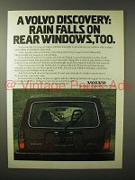 1975 Volvo 245 DL Station Wagon Ad - A Discovery