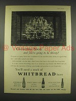 1958 Whitbread Pale Ale Ad - Christmas Soon