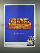 2003 St. Pauli Girl Beer Ad - Take it To The Curb