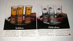 1986 Stella Artois Beer Ad - Sublime Ridiculous