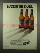 1988 Budweiser Beer Ad- Made in the Shade