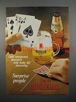 1971 Michelob Beer Ad - Little Unexpected Pleasures