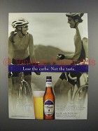 2003 Michelob Ultra Beer Ad - Lose the Carbs
