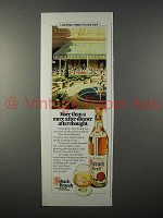 1983 Asbach Brandy Ad - More Than A Mere After-Thought