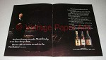 1975 Martell Cognac Ad - We Make As We Have Always