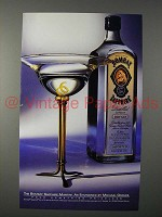 1994 Bombay Sapphire Gin Ad - Envisioned Michael Graves