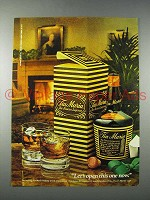 1979 Tia Maria Coffee Liqueur Ad - Let's Open This Now