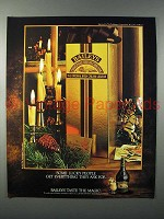 1983 Baileys Irish Cream Liqueur Ad - Lucky People