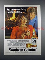 1979 Southern Comfort Liquor Ad - Sip Into Something Comfortable