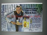 1977 Jose Cuervo Gold Tequila Ad - I Always Drink