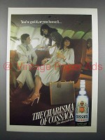 1978 Cossack Vodka Ad - You've Got it, or You Haven't