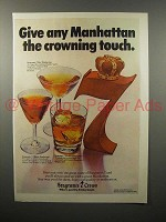 1978 Seagram's 7 Crown Whiskey Ad
