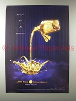 2003 Seagram's Crown Royal Special Reserve Whisky Ad - Same Music