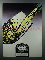 1980 Croft Delicado Sherry Ad - The Dry Sherry