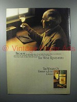 1980 Gallo Sauvignon Blanc Wine Ad - Remembers
