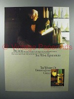 1980 Gallo Chenin Blanc Wine Ad - Wine Remembers