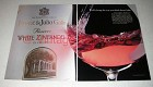 1990 Gallo White Zinfandel Wine Ad - Change the Way
