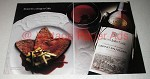 1991 Gallo Cabernet Sauvignon Wine Ad - Time for Change