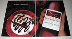 1993 2-pg Gallo Cabernet Sauvignon Wine Ad - Time for Change