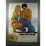 1978 Camel Cigarette Ad - One of a Kind