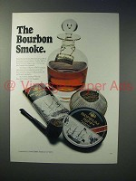 1971 Borkum Riff Pipe Tobacco Ad - The Bourbon Smoke
