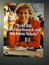 1979 Reemtsma R6 Cigarette Ad - in German