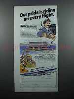 1983 South African Airways Ad - Our Pride