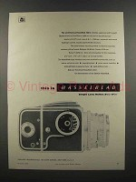 1959 Hasselblad 500C Camera Ad - This Is