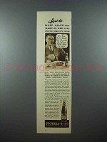 1938 Stokely's Catsup Ad - Wake Up and Live