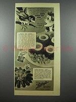 1941 Libby's Corned Beef Hash Ad - For Supper