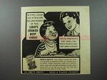 1941 Libby's Corned Beef Hash Ad - Trillion Dollars