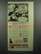 1943 Certo Pectin Ad - Let the Fruit Waste? Not Me!