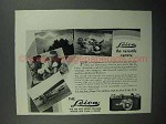 1930 Leica Camera Ad - The Versatile Camera