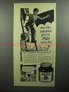1945 Bosco Chocolate Syrup Ad - Hero of Stratosphere