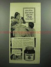 1945 Bosco Chocolate Syrup Ad - Star of Silver Screen