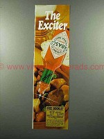 1973 Tabasco Pepper Sauce Ad - The Exciter