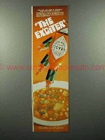1975 Tabasco Pepper Sauce Ad - The Exciter