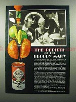 1978 Tabasco Pepper Sauce Ad - Rebirth of Bloody Mary