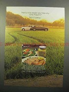 1985 Grey Poupon Mustard Ad - Pardon Me