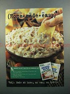 1997 Hidden Valley Original Ranch Party Dip Ad