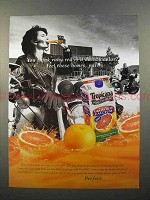 1999 Tropicana Ruby Red Grapefruit Juice Ad