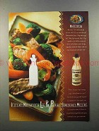 1999 Lea & Perrins Worcestershire Sauce Ad - Something's Missing
